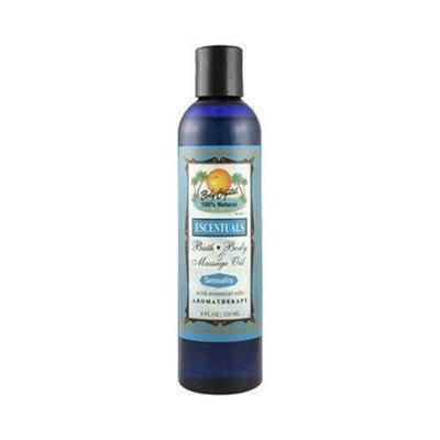 Body Crystal Escentuals Bath & Body Massage Oil - Sensuality 220ml/8oz