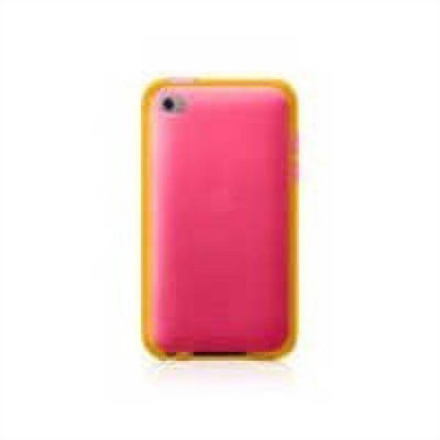 Belkin - Essential 031 Case for 4th-Generation Apple iPod touch - Pink/Gold