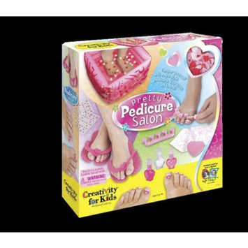 Faber-Castell Creativity for Kids Pretty Pedicure Salon