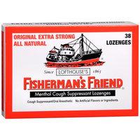 Fisherman's Friend Extra Strong Menthol Cough Suppressant Lozenges, Original