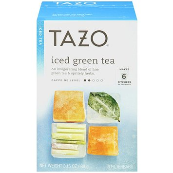 Tazo Iced Tea Bags