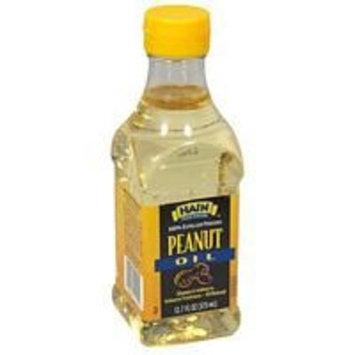 Hain Pure Foods Peanut Oil, 12.7 Ounce Unit