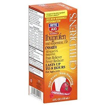 Rite Aid Brand Rite Aid Ibuprofen, 4 oz