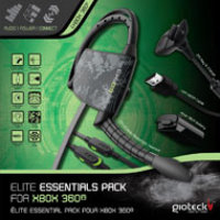 Gioteck Elite Essentials Pack Xbox 360