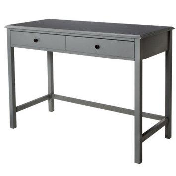 Writing Desk: Threshold Windham Desk - Gray