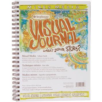 Strathmore Visual Journal Spiral Bound 9