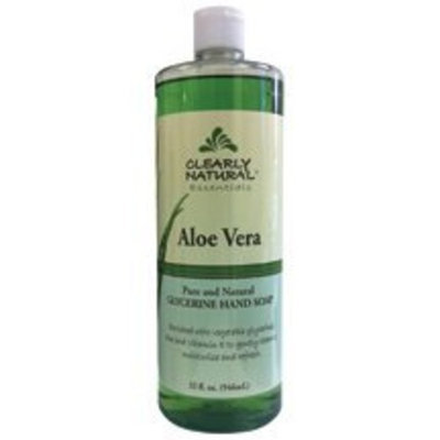 Clearly Natural Liquid Soap Aloe Vera- Refill Clearly Natural 32 oz Liquid