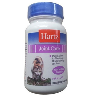 Hartz Joint Care for All Cats - Joint Mobility Formula