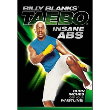 Anchor Bay/starz Billy Blanks: Tae Bo Insane Abs (DVD)