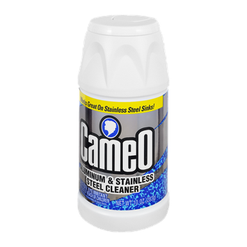 Cameo Aluminum & Stainless Steel Cleaner
