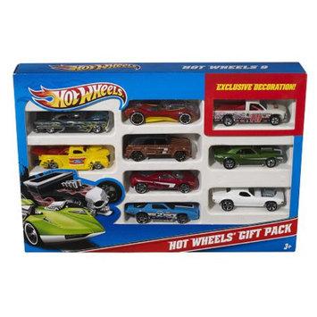 Hot Wheels 9-Car Pack Assortment