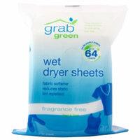 GrabGreen Wet  Dryer Sheets