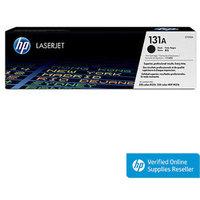 Hewlett Packard HP 131A Black LaserJet Toner Cartridge