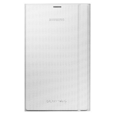 Samsung TabS 8.4 White Book Cover