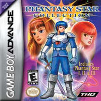THQ Phantasy Star Collection