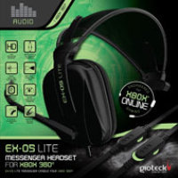 Gioteck EX-05 Lite Headset For Xbox 360