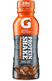 Gatorade® Recover® Protein Shake Peanut Butter Chocolate
