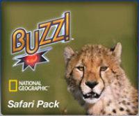 Sony Computer Entertainment BUZZ! Quiz World PSP National Geographic: Safari Pack DLC