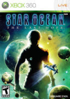 Square Enix Star Ocean: The Last Hope