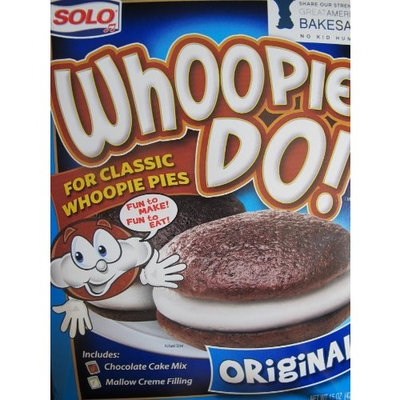 Whoopie Do! For Classic Whoopie Pies Fun to Make! Fun to Eat! By Solo