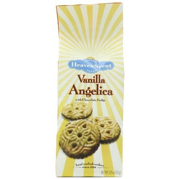 Heaven Scent Cookies, Vanilla Angelica, 5.75-Ounce Packages (Pack of 6)