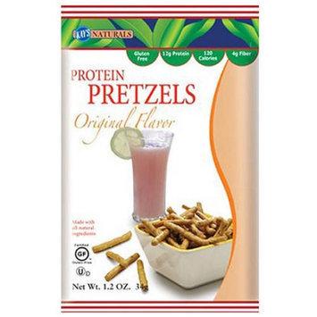 Generic Kay's Naturals Gluten Free Original Protein Pretzel Sticks, 1.2 oz, (Pack of 6)