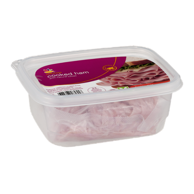 Ahold Cooked Ham Thin Sliced