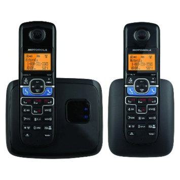 Motorola DECT 6.0 Cordless Phone System (MOTO-L702BT) with Answering