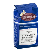 Papa Nicholas Coffee Ground Cinnamon Hazelnut Light