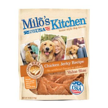 Milo's KitchenA Chicken Jerky Strips Dog Treat