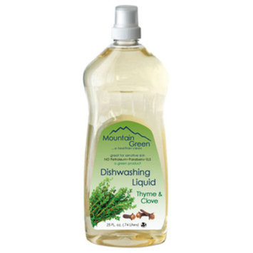 Mountain Green Dishwashing Liquid