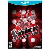 Activision The Voice: I Want You - Nintendo Wii U (Software Only)