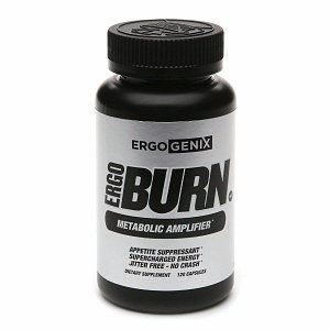ErgoGenix ErgoBurn Metabolic Amplifier With Raspberry Ketones