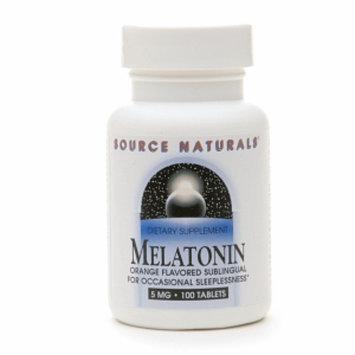 Source Naturals Melatonin 5mg