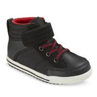 Toddler Boy's Circo Darrell High Top Sneakers - Black 11