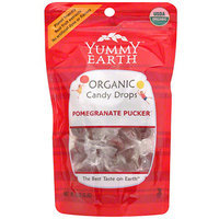 Yummyearth Pomegranate Pucker Candy Drops