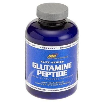 SNI Glutamine Peptide 180 caps
