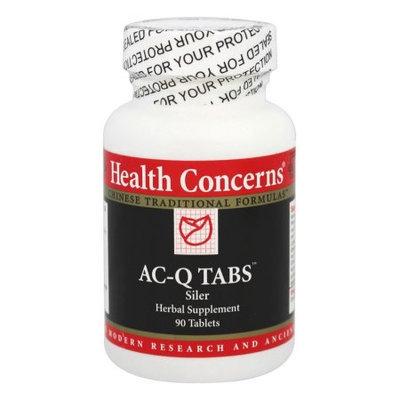 Health Concerns - AC-Q Tabs - 90 Tablet(s)