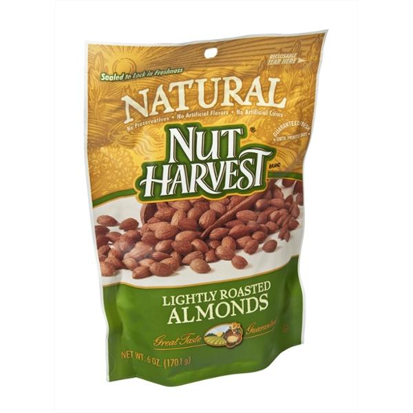 Nut Harvest Natural Lightly Salted Almonds