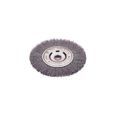 FirePower Firepower 1423-2122 Crimped Type Wire Wheel Brush 6-inch Diameter