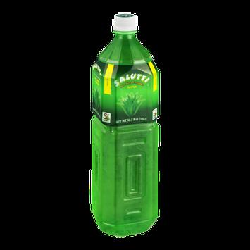 Salutti Aloe Vera Getranke Aloe Drink