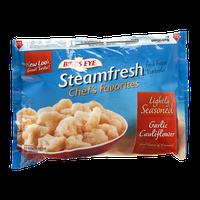Birds Eye Steamfresh Chef's Favorites Lightly Seasoned Garlic Cauliflower