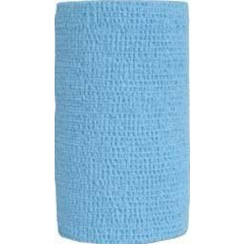 Andover healthcare 3840LB PowerFlex Equine Bandage / Color (Light Blue)