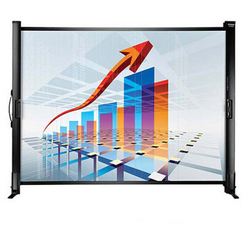 Epson ES1000 Ultra Portable Tabletop Projection Screen - Up to 50