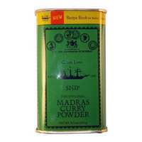 Ship Madras Curry Powder 250g
