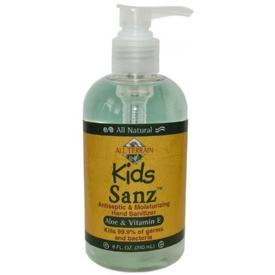All Terrain Natural KidsSanz Sanitizer with Aloe and Vitamin E (8 oz.)