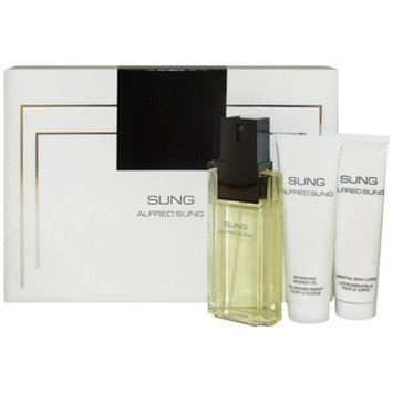 Sung by Alfred Sung 3 Pc Gift Set