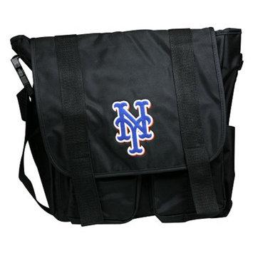 MLB Sitter Diaper Bag New York Mets