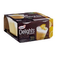 Yoplait Delights Parfait Lemon Torte Flavored Lowfat Yogurt