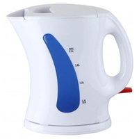 Brentwood 2.0 Liter Cordless Plastic Tea Kettle White